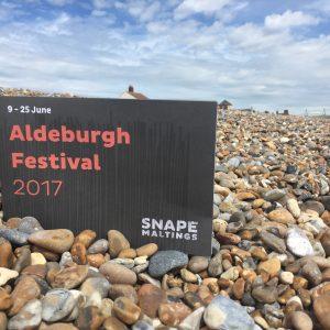 Aldeburgh Festival on the Beach