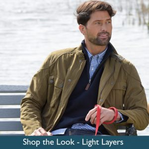 Shop the Look - Layers for Him