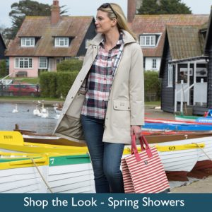 Shop The Look Spring Showers