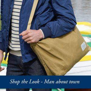 Shop The Look Man About Town
