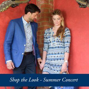 Shop The Look Summer Concert