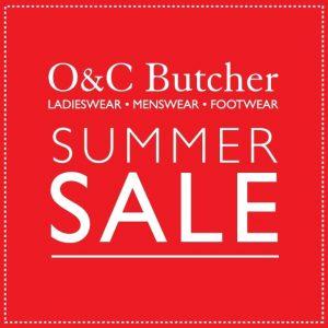 O&C Butcher Summer Sale