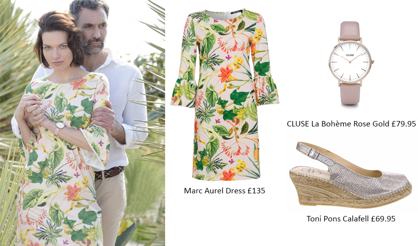 Shop The Look - Flower Power