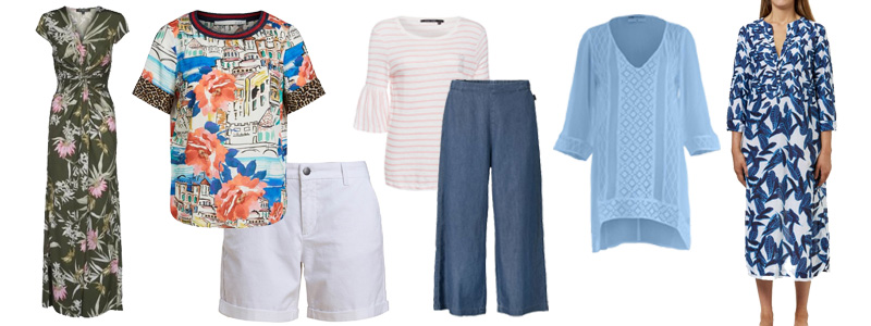 Holiday Wardrobe Clothing