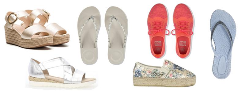 Holiday Wardrobe Footwear