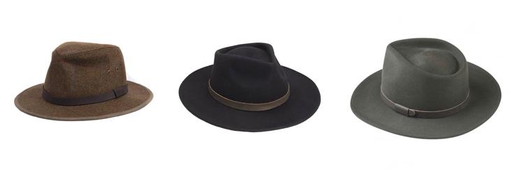 Barbour Bushman Hats