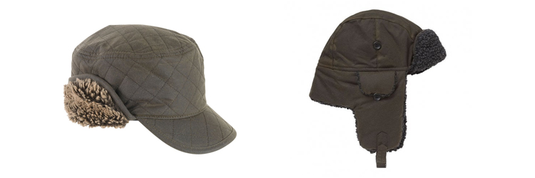 Barbour Trapper Hats