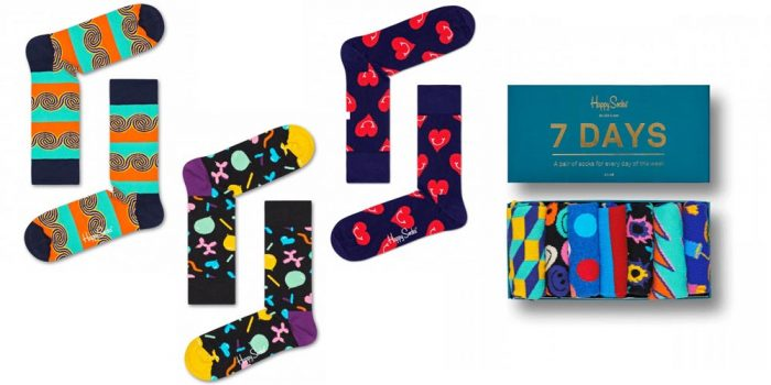 Fathers Day Gift Ideas from Happy Socks