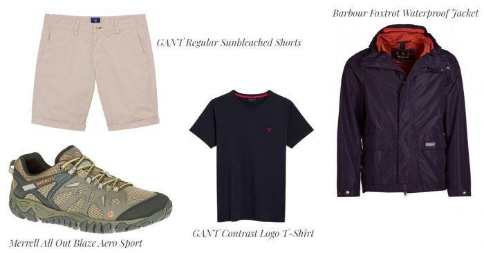 Menswear for Beach Walks