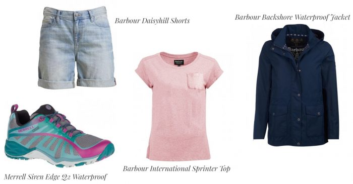 Womenswear for Beach Walks