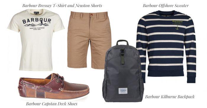 Mens Barbour Beachwear