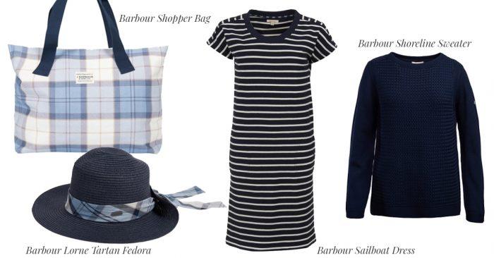 Womens Barbour Beachwear