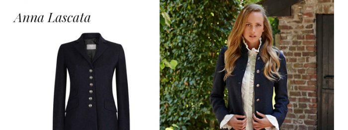 Anna Lascata Tweed Coats