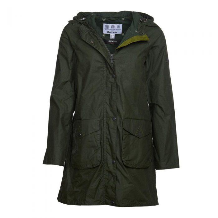 Barbour Updrift Wax Jacket