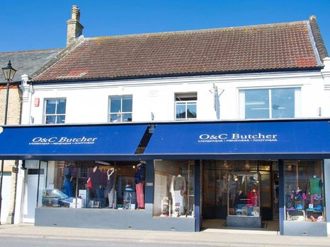 Find the Aldeburgh Store