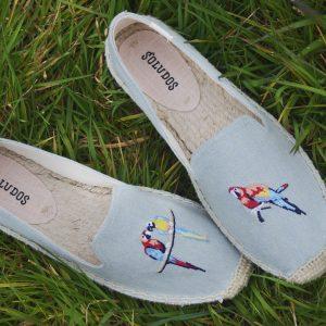 Women's SS16 Footwear