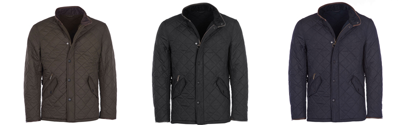 Barbour Powell Quilt Jackets