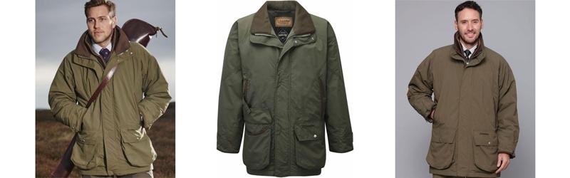 Schoffel Ptarmigan Superlight Coat