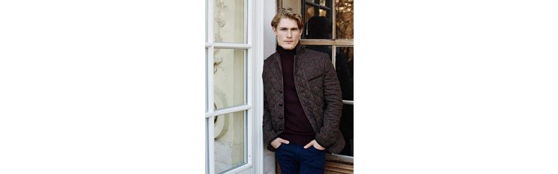 Schneiders Wool Quilt Coat
