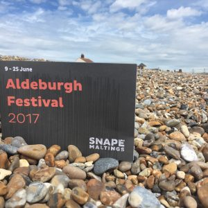 Aldeburgh Festival on the Beach