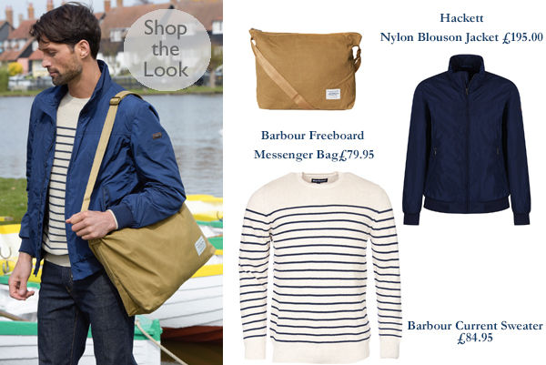 Shop The Look - Man About Town