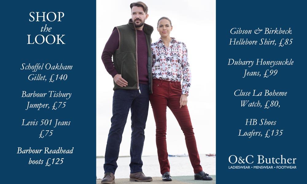 Shop the Look- Autumn Inspiration