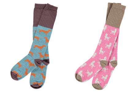 Catherine Tough Socks