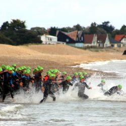 Aldeburgh Triathlon Swimmers