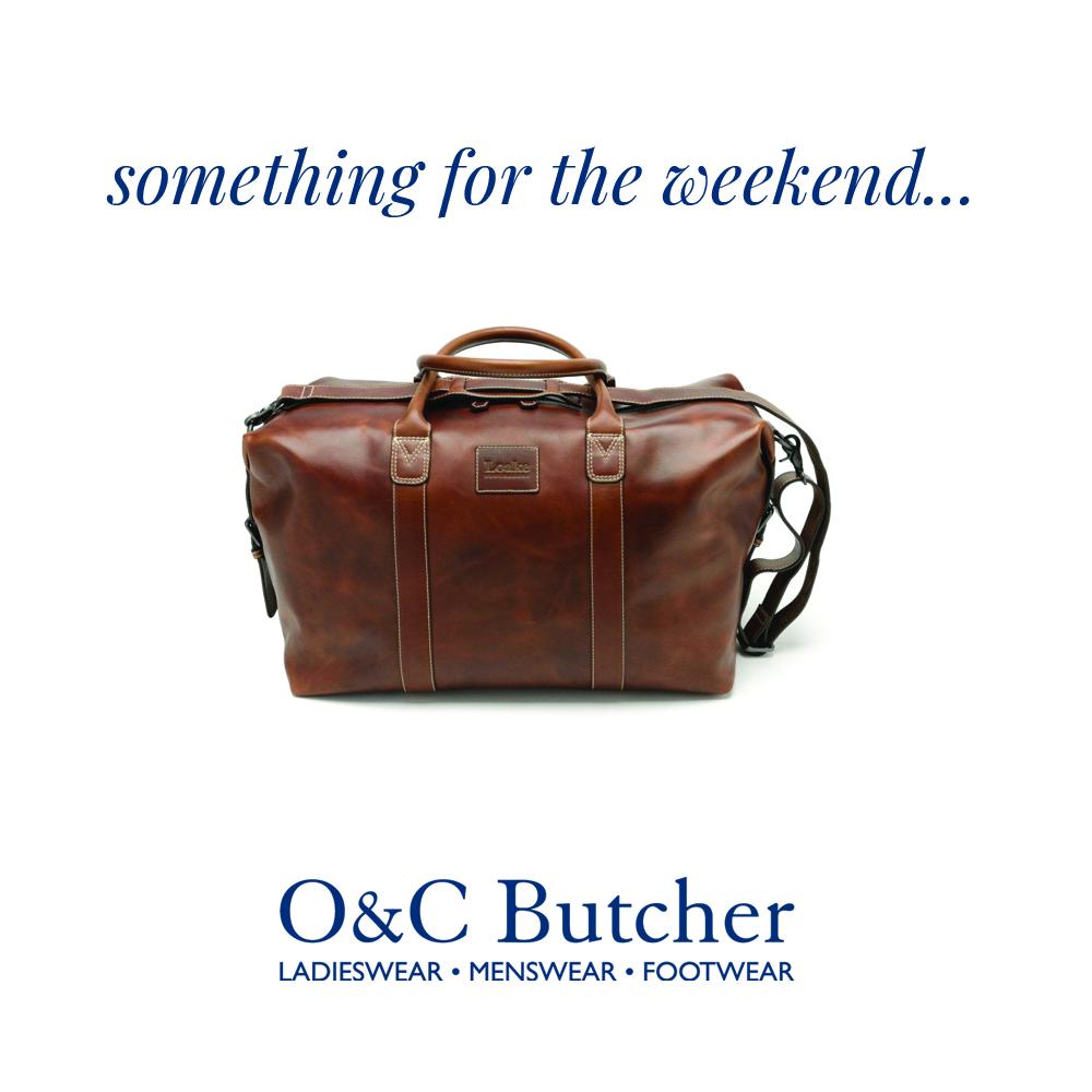 Win A Loake Weekend Bag  f900630d2e083