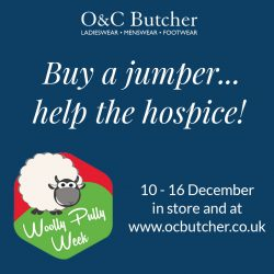 Buy a jumper help the hospice