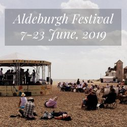 Aldeburgh Festival 7-23 June 2019