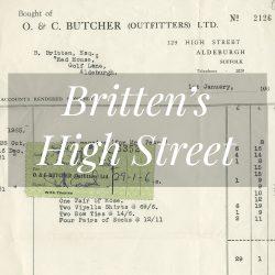 Britten's High Street