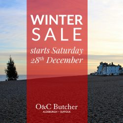 Winter Sale Starts 28th December