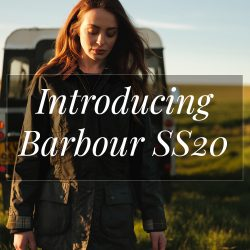 Introducing Barbour SS20