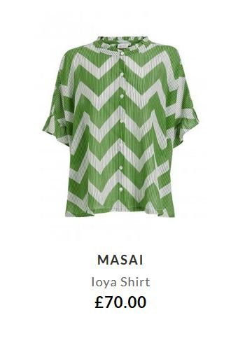 Masai Ioya Shirt