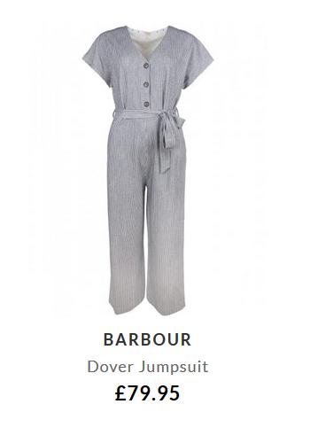 Barbour Dover Jumpsuit £79.95