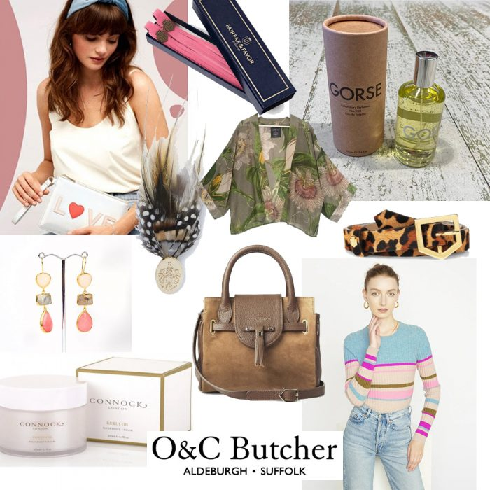 Valentine Gifts at O&C Butcher
