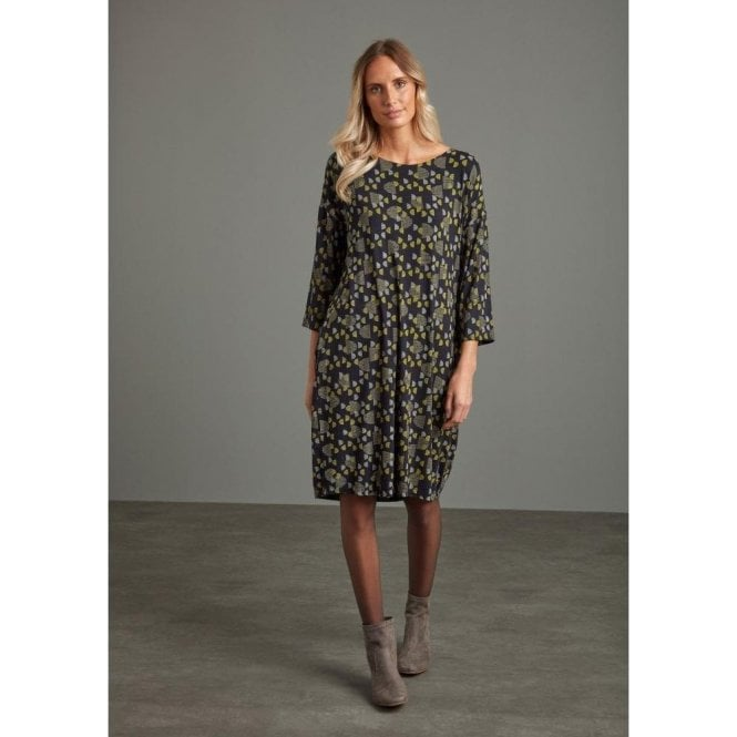 Adini Half Moon Print Lucia Dress