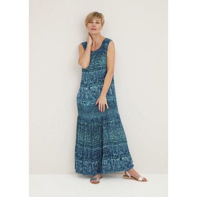 Adini Lagoon Print Kenley Dress