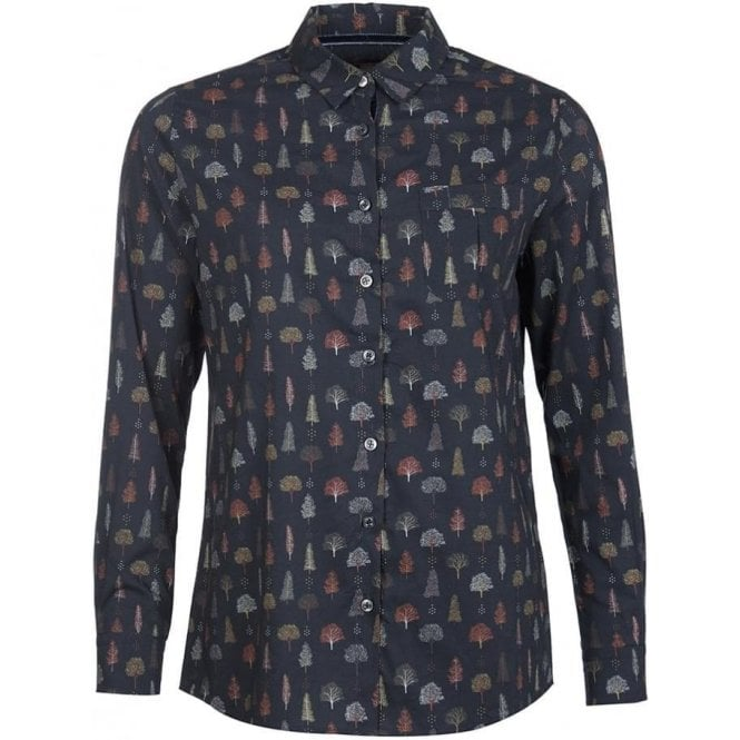 Barbour Acre Relaxed Fit Shirt