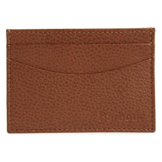 Barbour Amble Leather RFID Card Holder