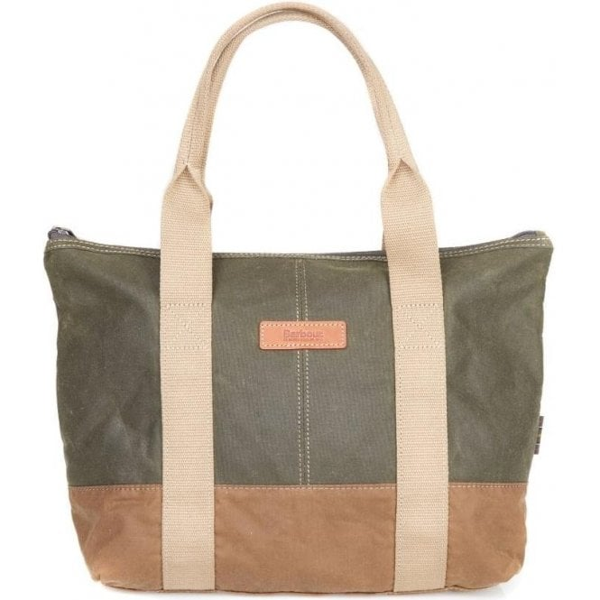 Barbour Ashridge Small Tote Bag