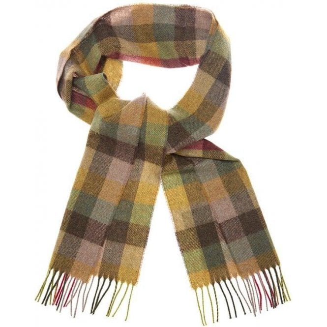 Barbour Banbury Tattersall Scarf