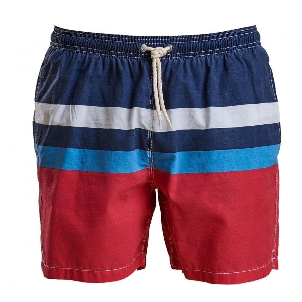 00dd53a57d Barbour Beach Swim Shorts - Mens Swimming Trunks: O&C Butcher
