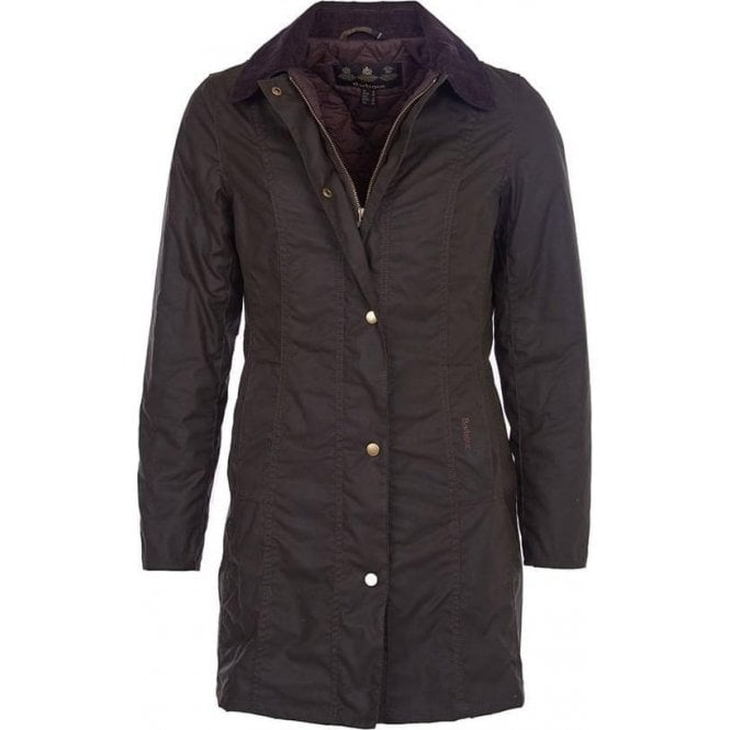 Barbour Belsay Waxed Jacket