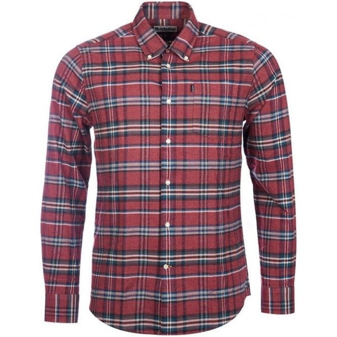 Barbour Blane Tailored Shirt