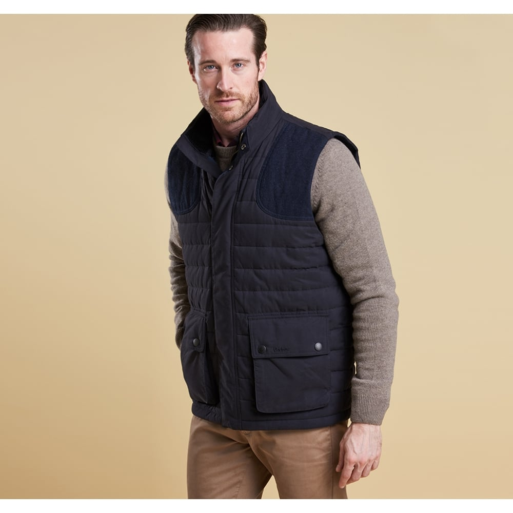 Barbour Bradford Baffle Quilted Gilet - Mens Coats & Jackets: O&C ... : barbour quilted gilet - Adamdwight.com