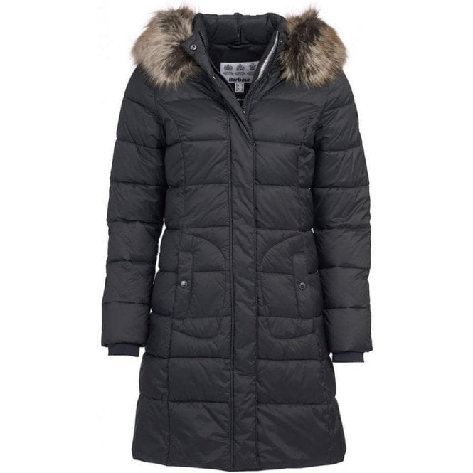 Barbour Bridled Quilted Jacket