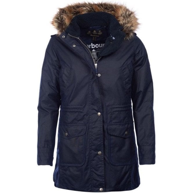 Barbour Bridport Waxed Cotton Jacket