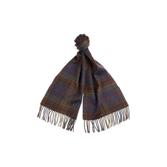 Barbour Brignall Lambswool Scarf